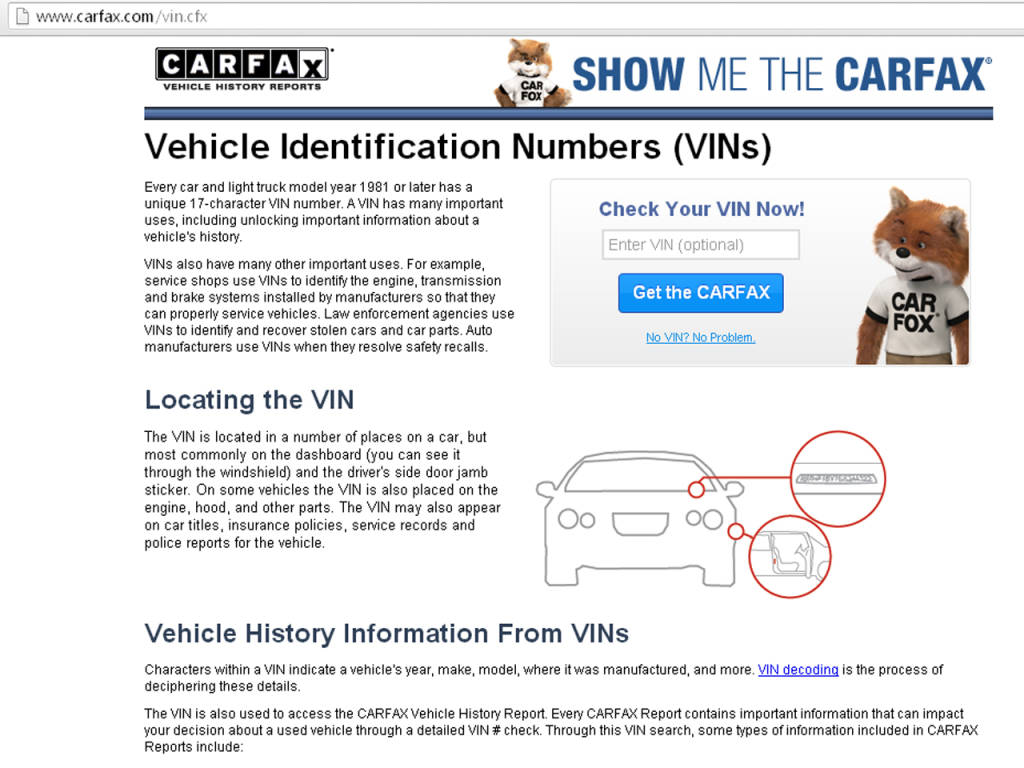 How to check whether your vehicle has an unfixed safety recall