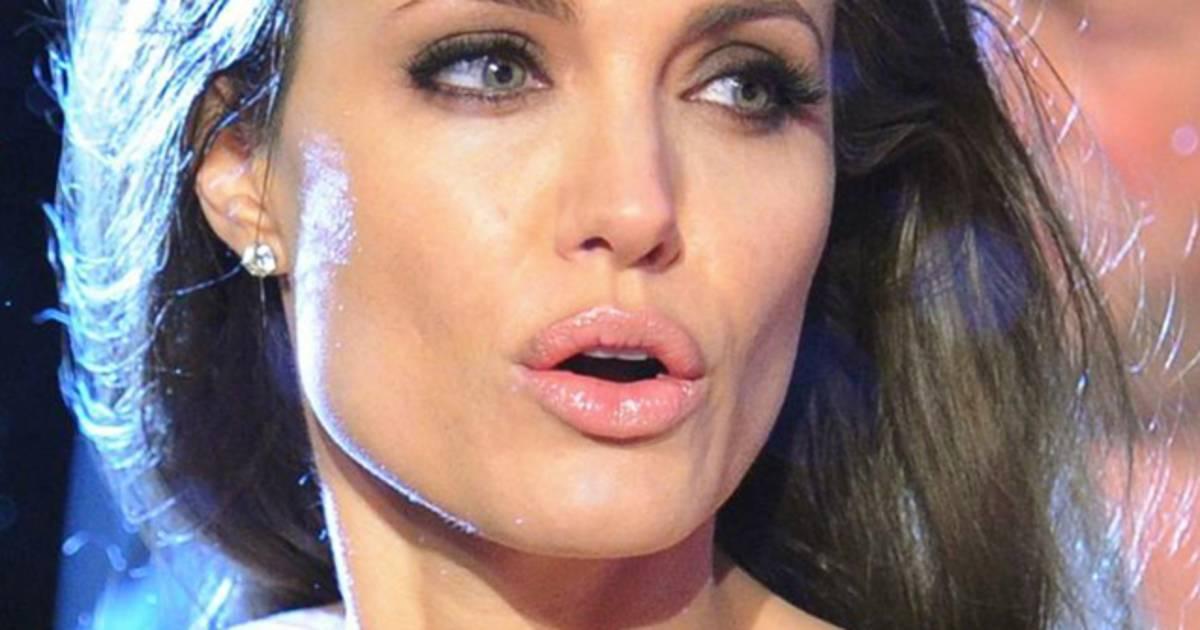 celebrities lip