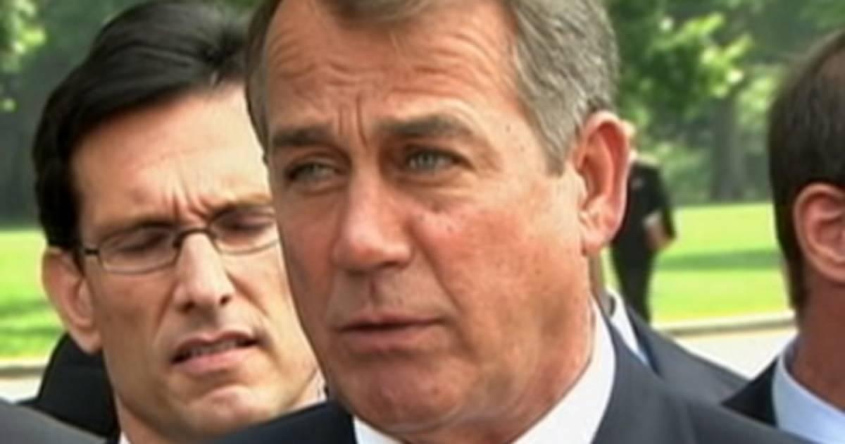Blake Farenthold Scandal >> White House debt limit meeting gets heated