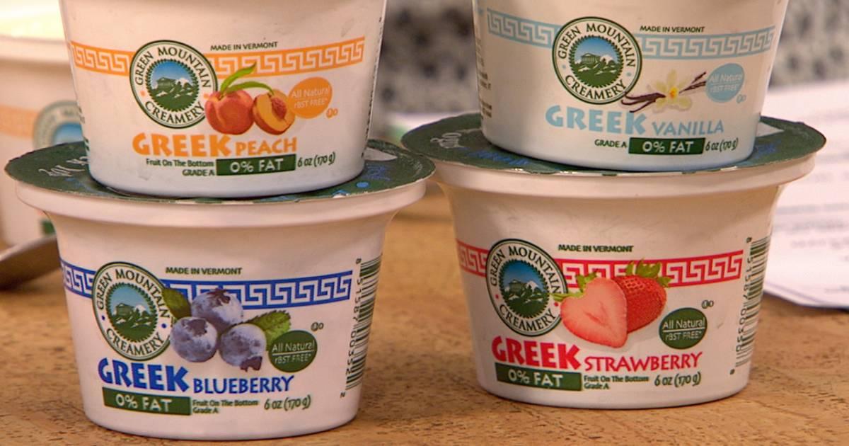 Decoding the grocery store yogurt aisle