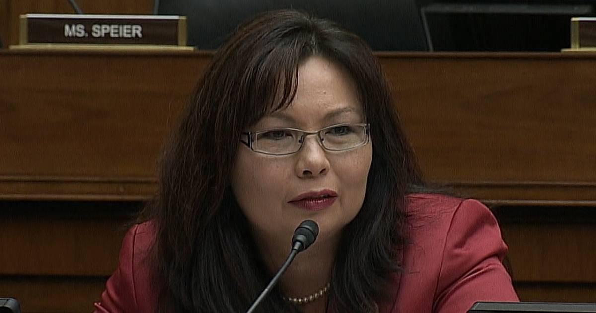 Tammy Duckworth shames man about claimed war wound