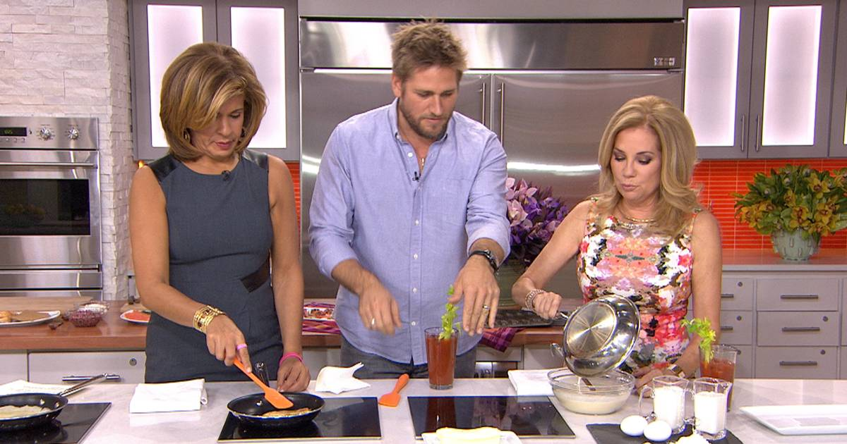 Crepe Cake Recipe Laura Vitale: Make Curtis Stone's Crepes And Tartines For Brunch