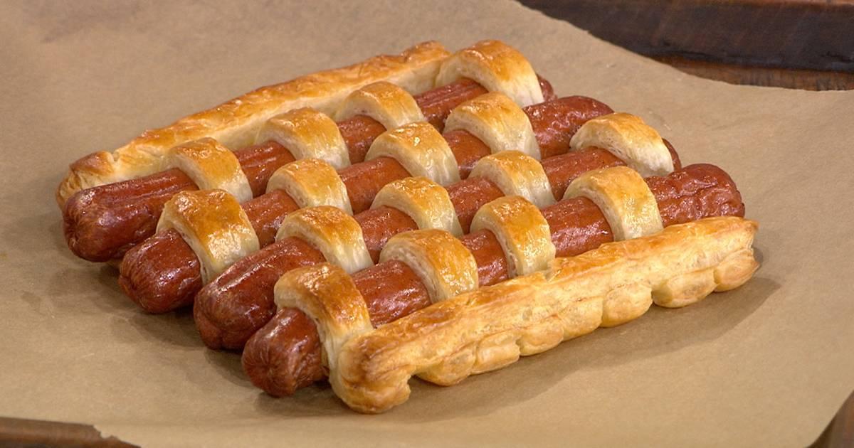 Chef Style Mini Hot Dogs