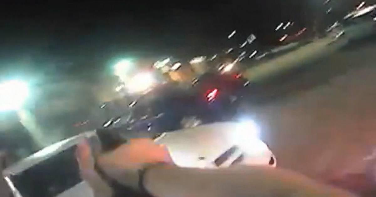 Stolen Car Crash Orlando