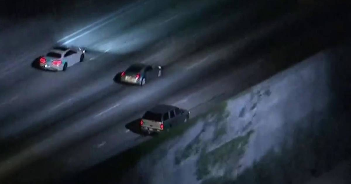 high speed chase | abc7.com
