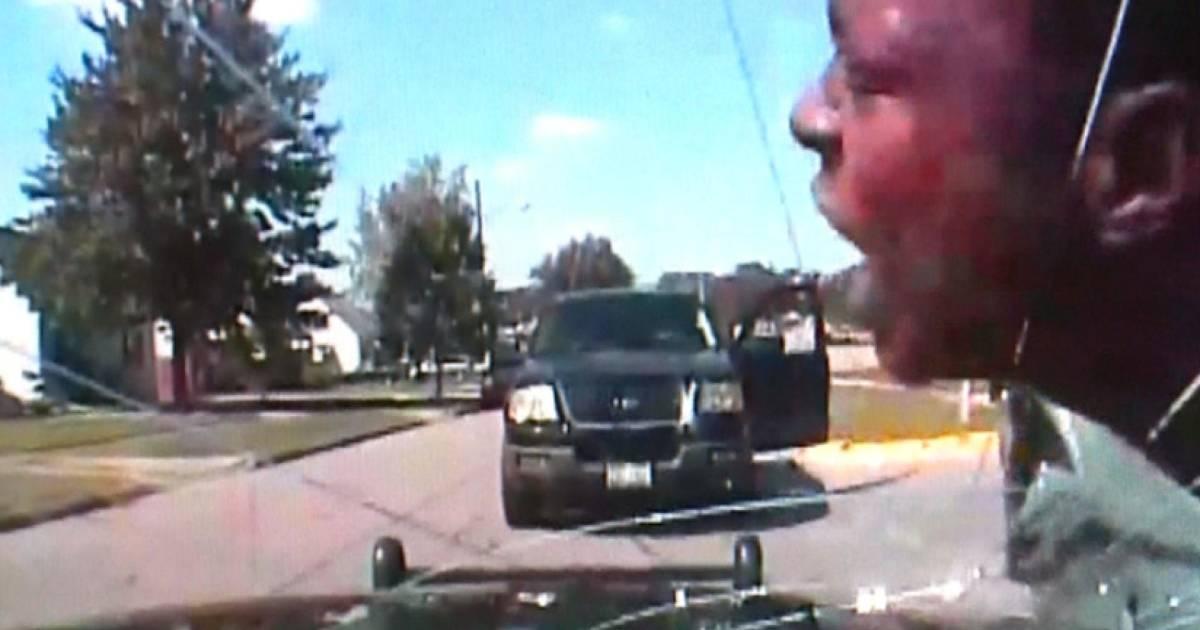 Man Sues Ohio Cops for Smashing Head Into Windshield