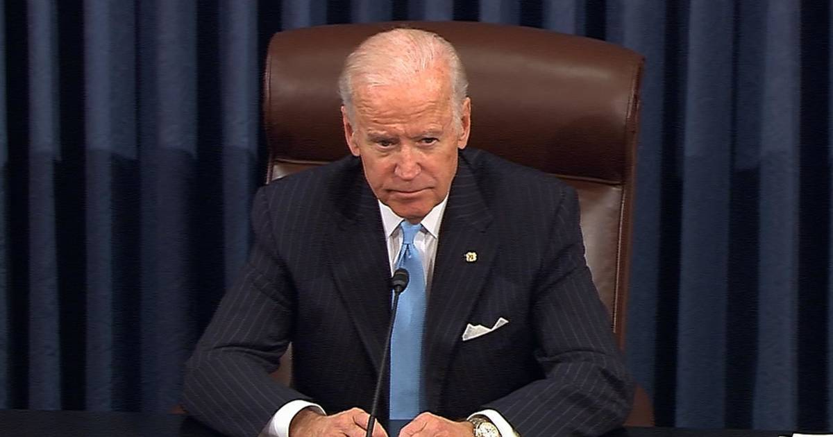 Post Midterms Press Conference >> Biden Emotional While McConnell, Reid, Rename Portion of Bill After Beau Biden