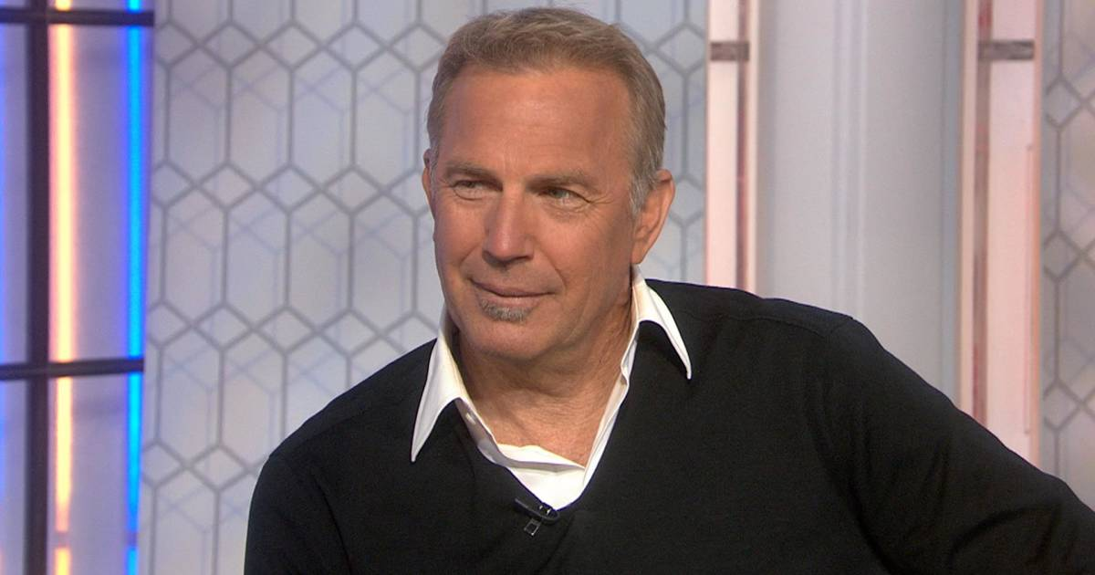Kevin Costner: I wanted to make my 'Hidden Figures' role ...