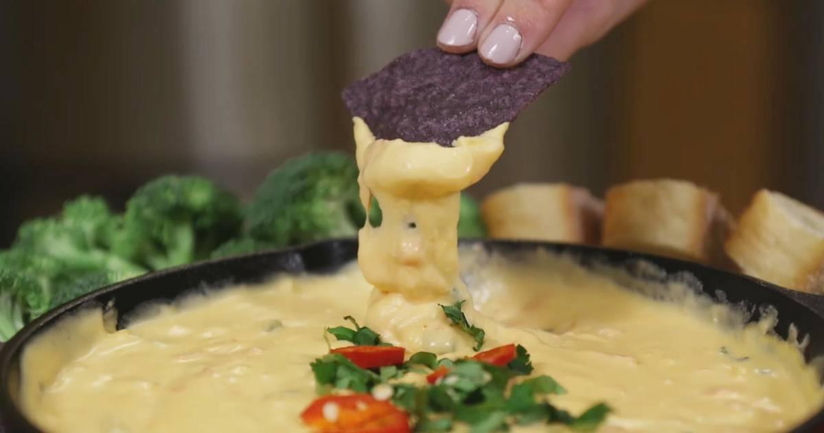 Yellow Cake Recipe Laura Vitale: MELT: Cheese Dip