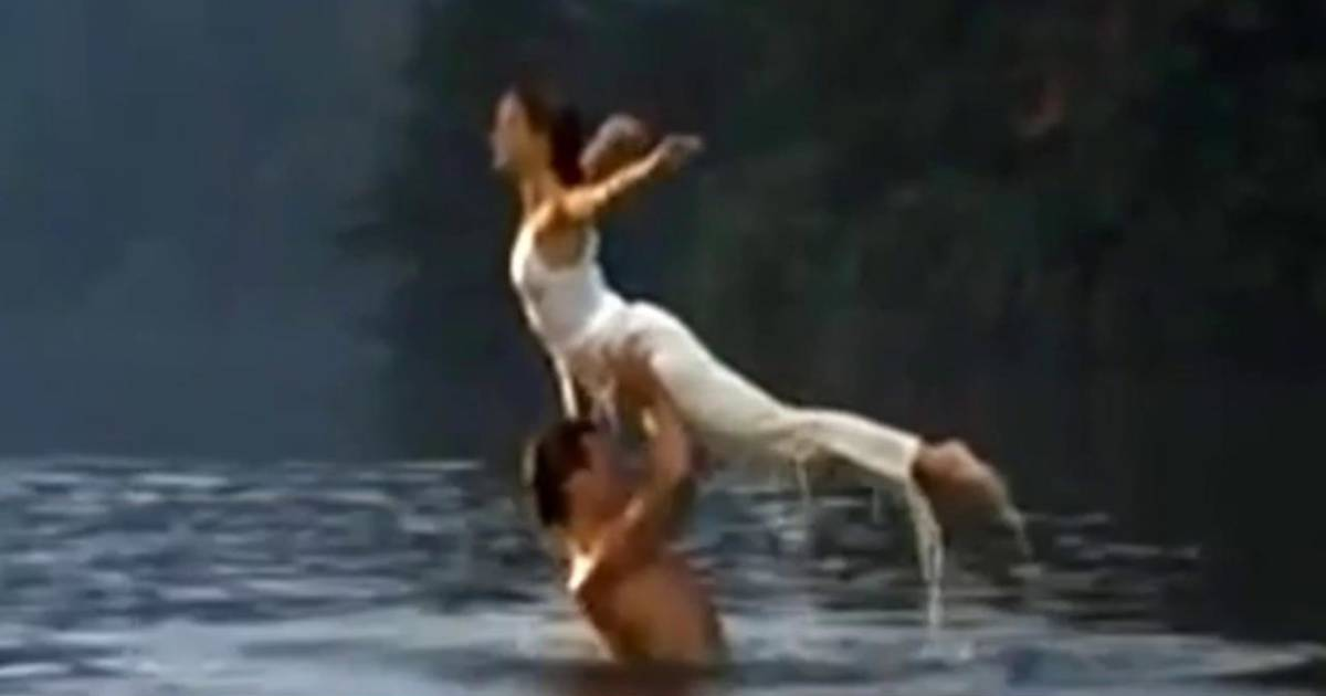 Jennifer Grey Says Dirty Dancing Lake Scene Almost Never