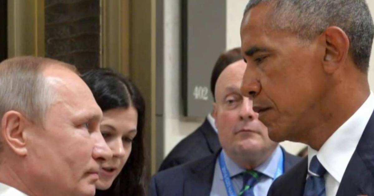 Obama struggled to punish Russia for election interference