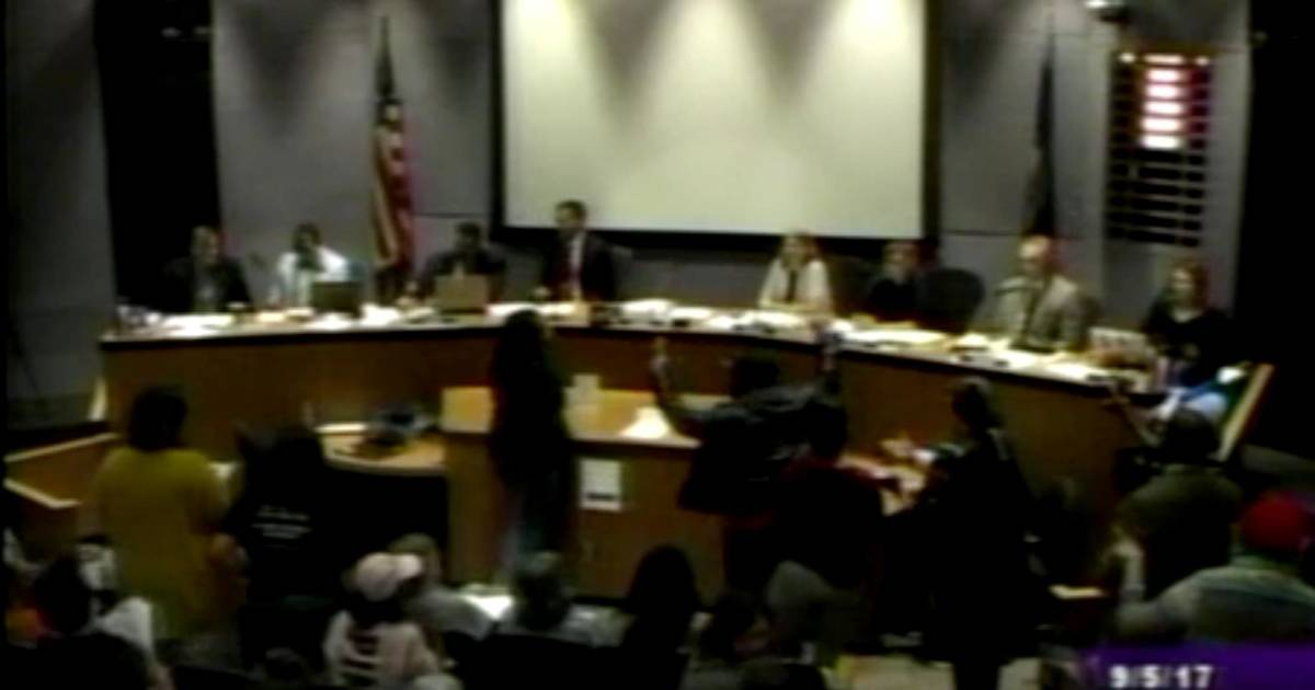 Charlottesville City Council Vote