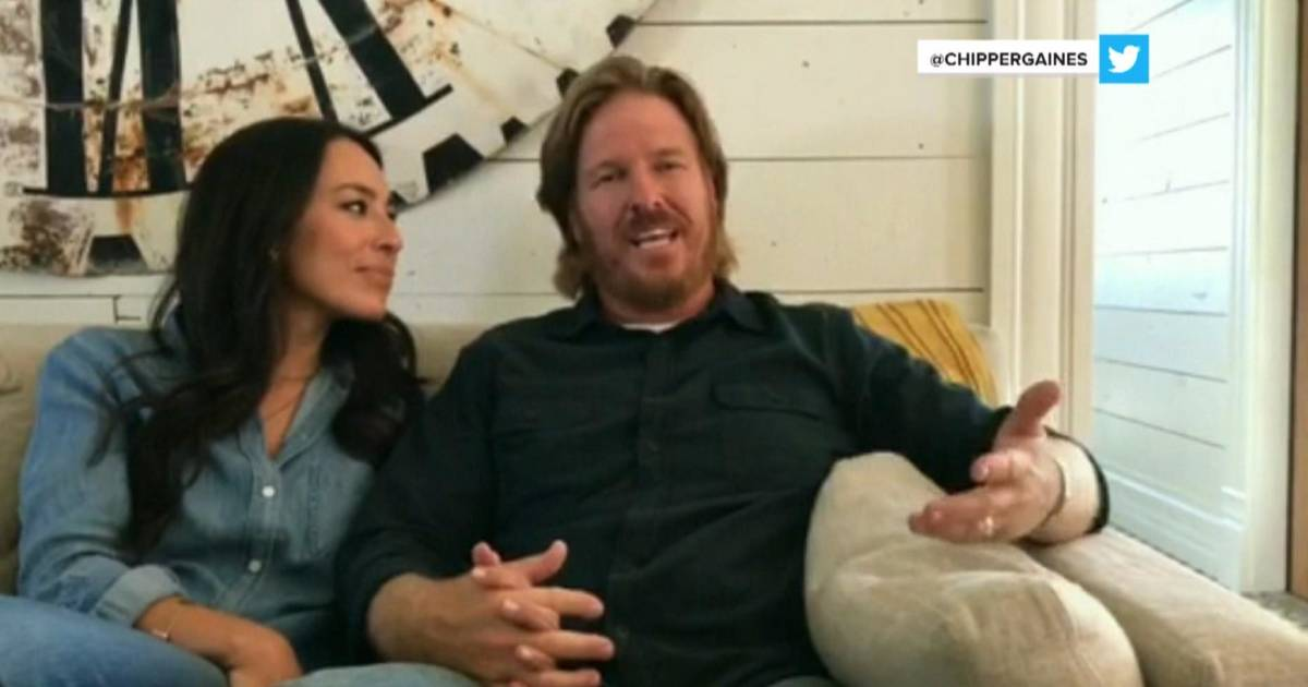 Chip And Joanna Gaines Announce 'Fixer Upper' Will End