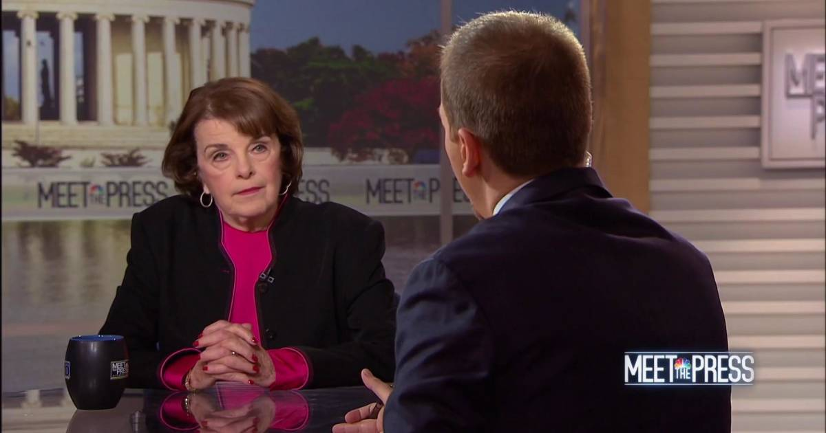 Full Feinstein Interview: Flynn 'Had to have been directed'