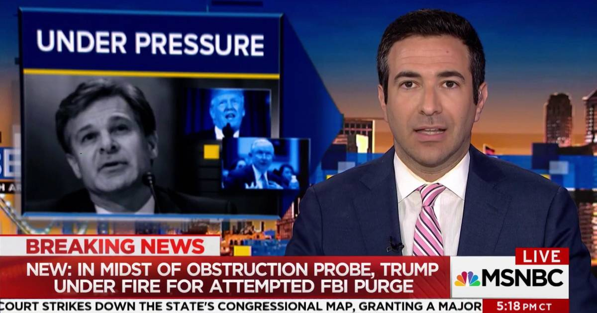 Trump rattled by explosive FBI resignation report