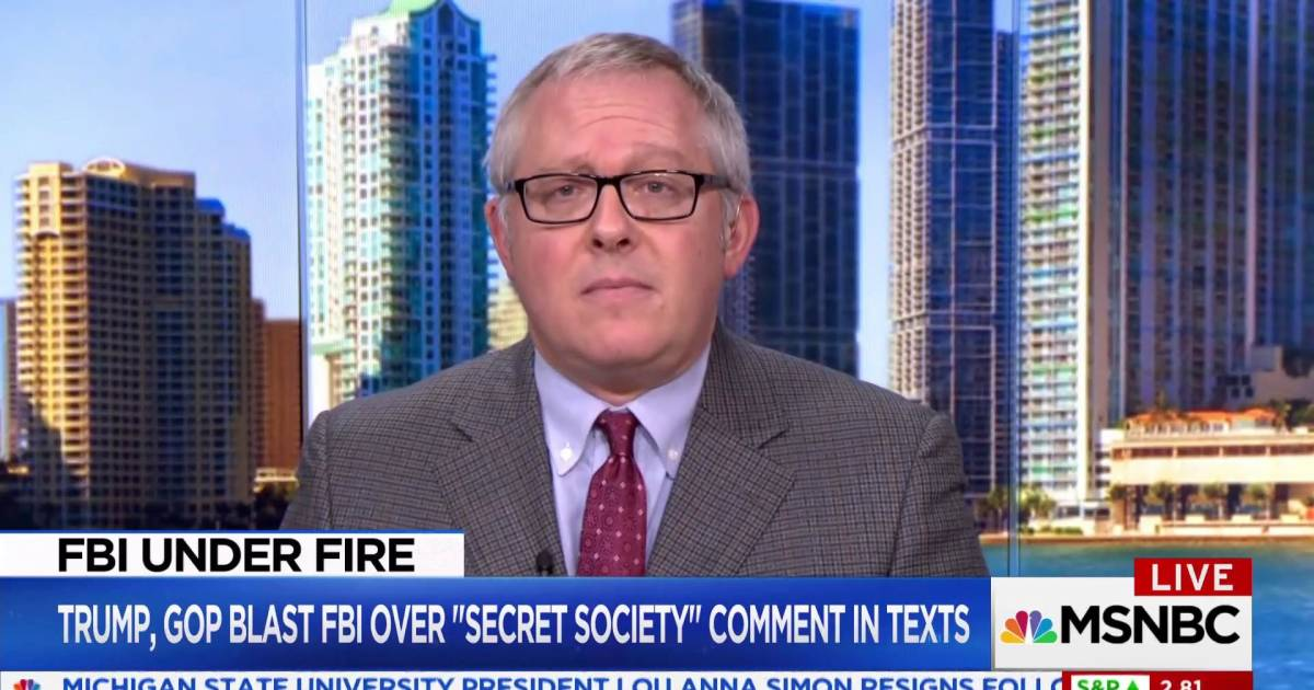 Caputo: FBI makes US resemble KGB