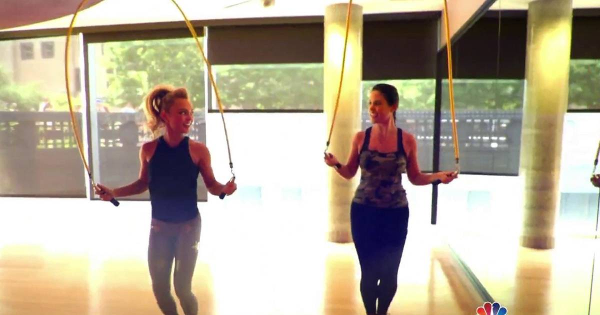 Jump ropes, rock climbing: Here's how to step up your workout in the new year