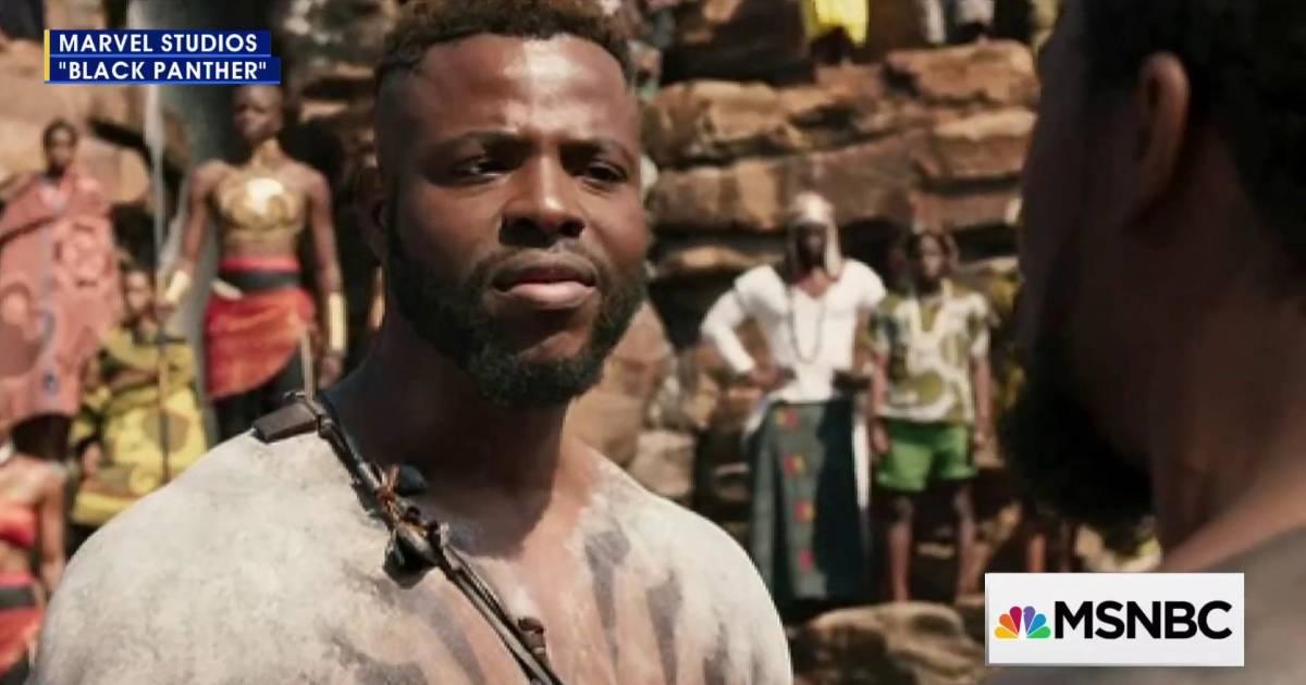 Black Panther: Winston Duke shines as M'Baku