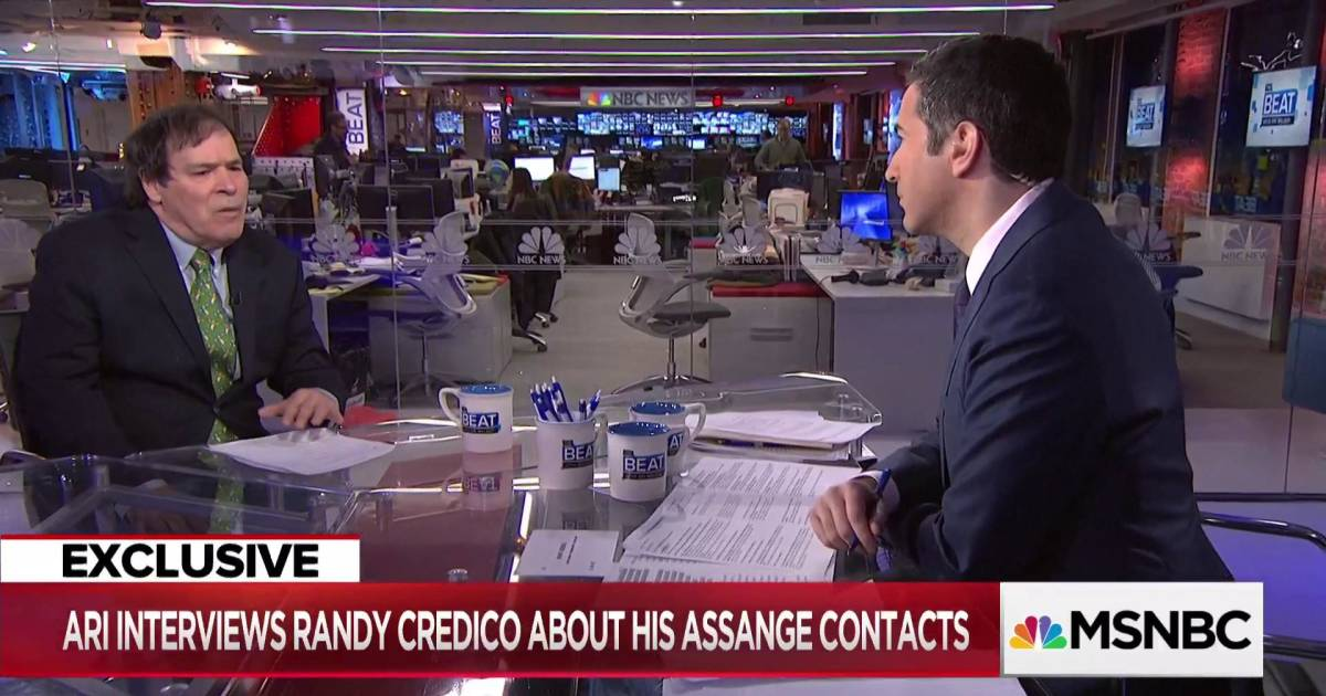 """""""Missing link"""" in Trump-Russia collusion blasts Trump aide on live TV"""