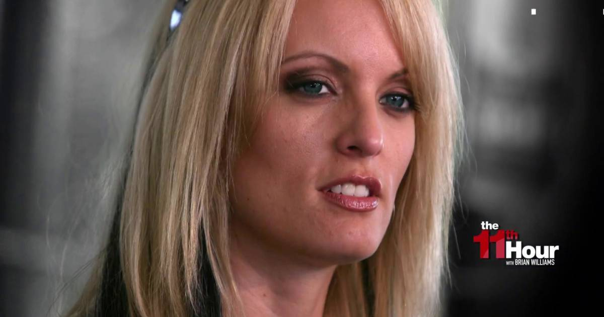 Listen To Text Messages >> Stormy Daniels offers Trump $130,000 back for her silence
