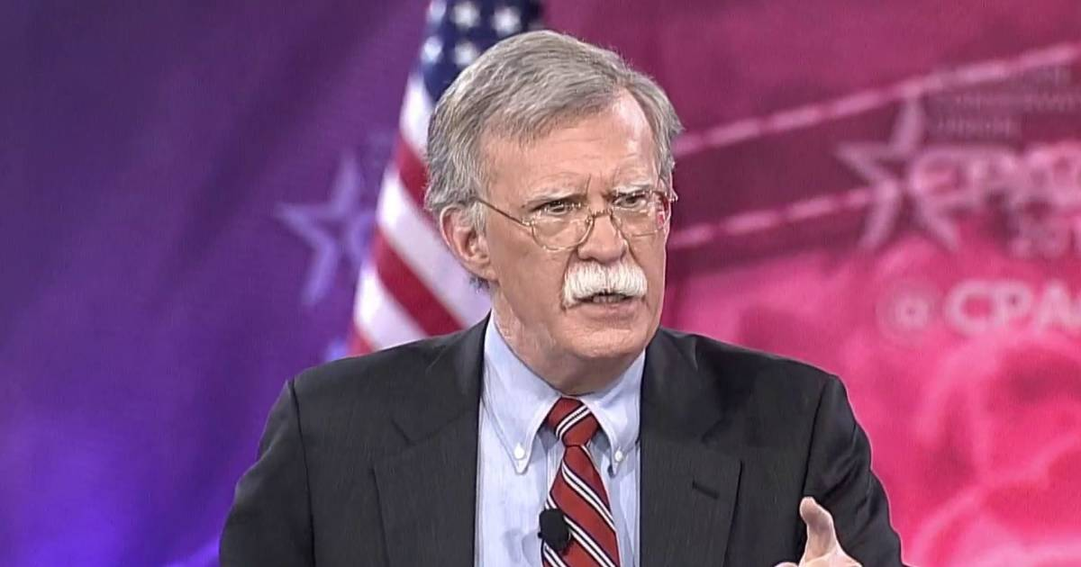 Matthews: John Bolton is the godfather of stupid wars