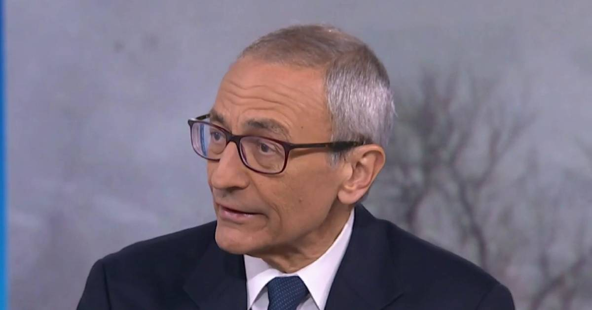 Podesta: I want to know if there was coordination between Trump and WikiLeaks