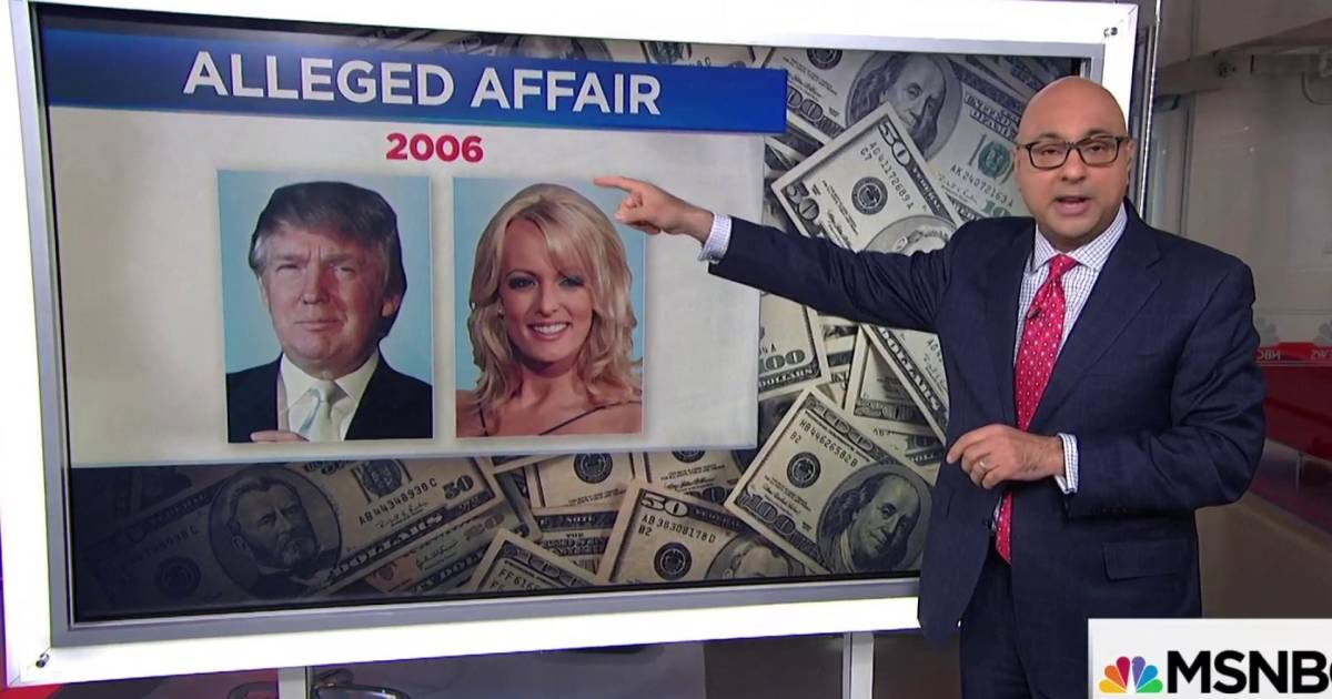 Follow the money: Ramifications of Stormy Daniels' alleged 'hush money'