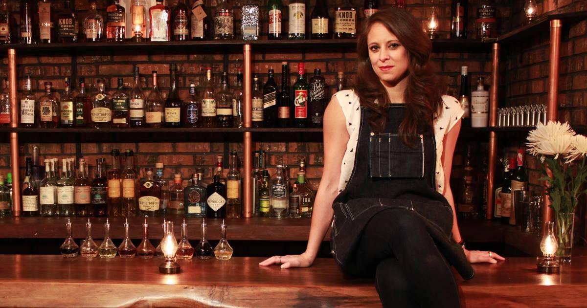 Bartender Pamela Wiznitzer: How I learned to be a better listener