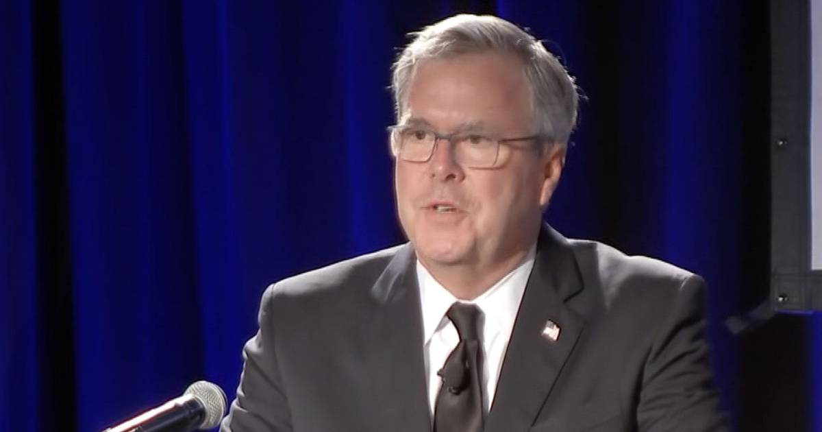 Jeb Bush on mother Barbara's passing: 'I'm so blessed to be her son'