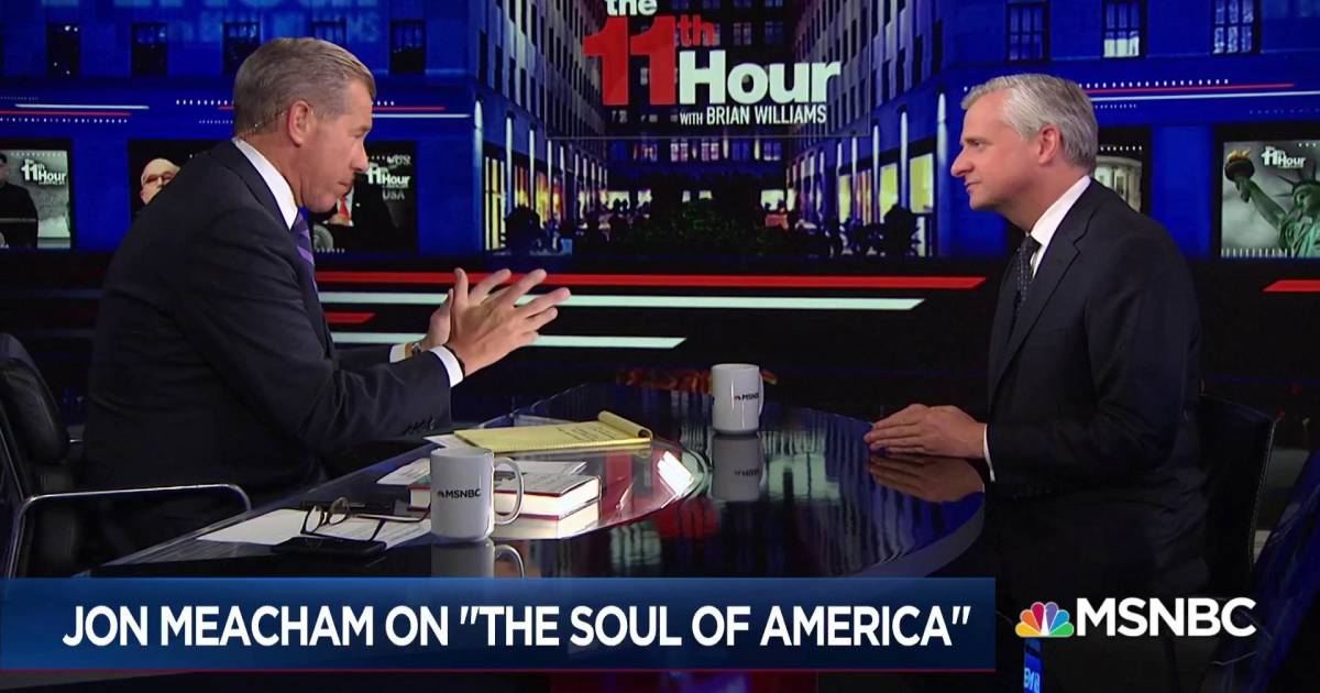 Jon Meacham: The Constitution was written to stop demagogues