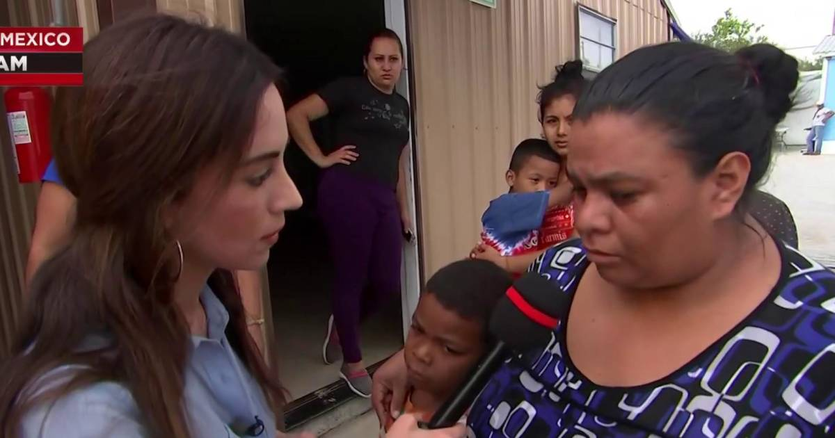 Why do so many families risk crossing the border illegally?