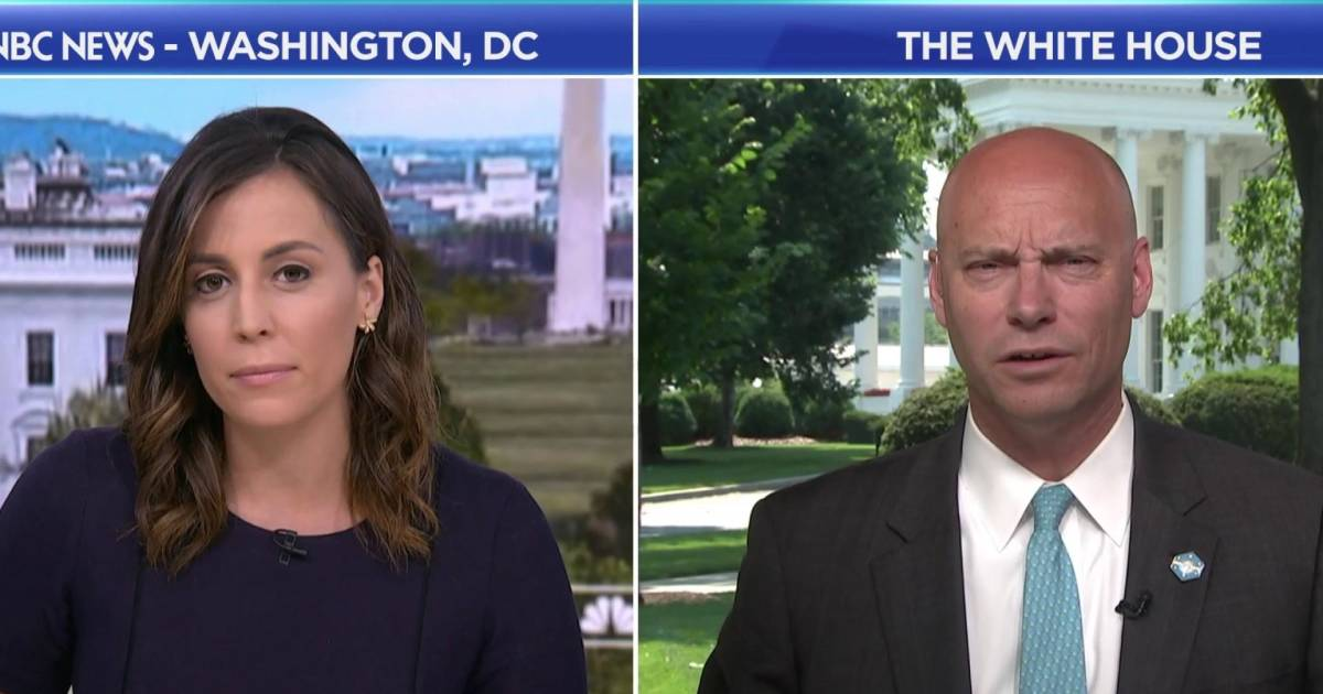 Marc Short says migrant separation is meant to 'enforce the law'