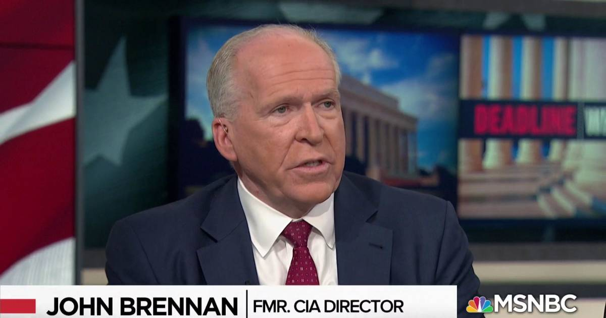 Fmr CIA Dir. Brennan on N. Korea summit: Trump is out of his depth