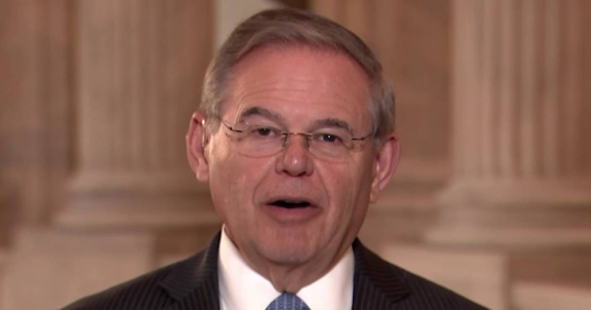 Sen. Menendez: Trump is doing Putin's work for him