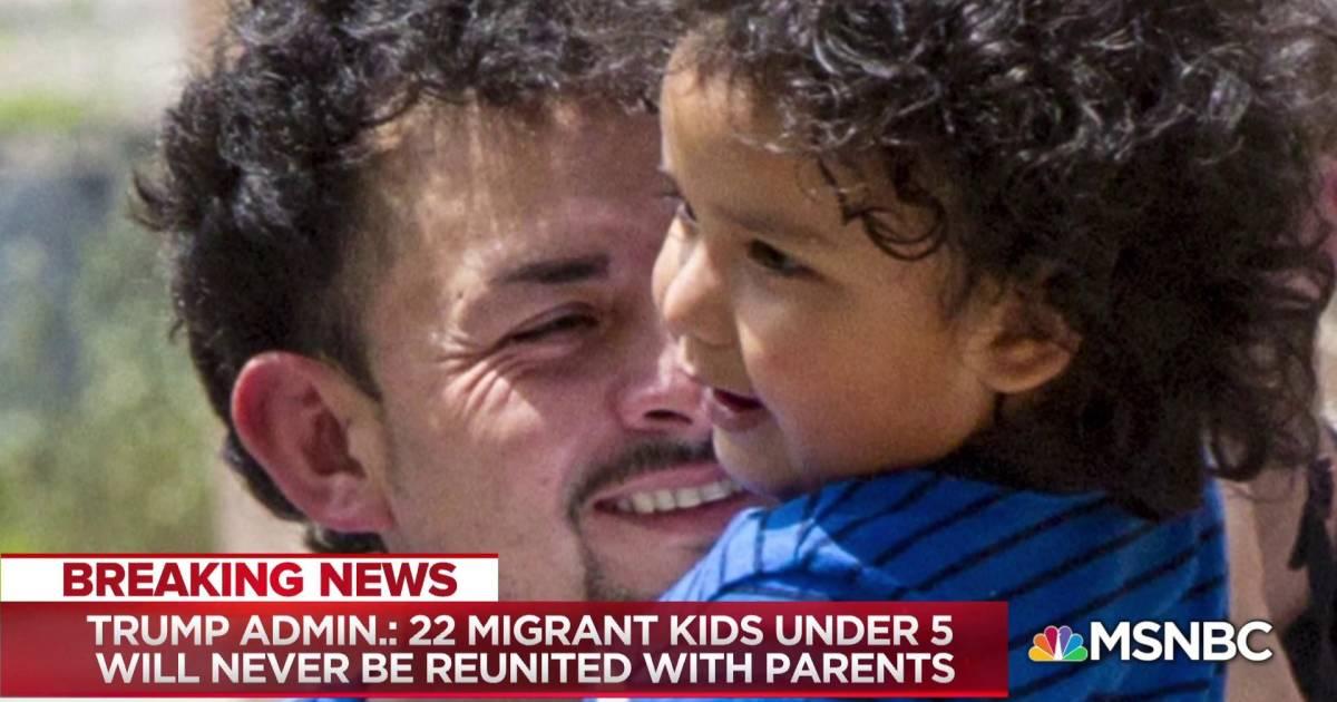 msnbc.com - Mariana Atencio: Reunification of kids will be logistical nightmare