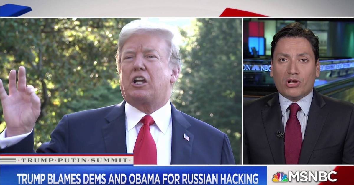 Former DNC official: Trump engaging in 'art of the squeal'