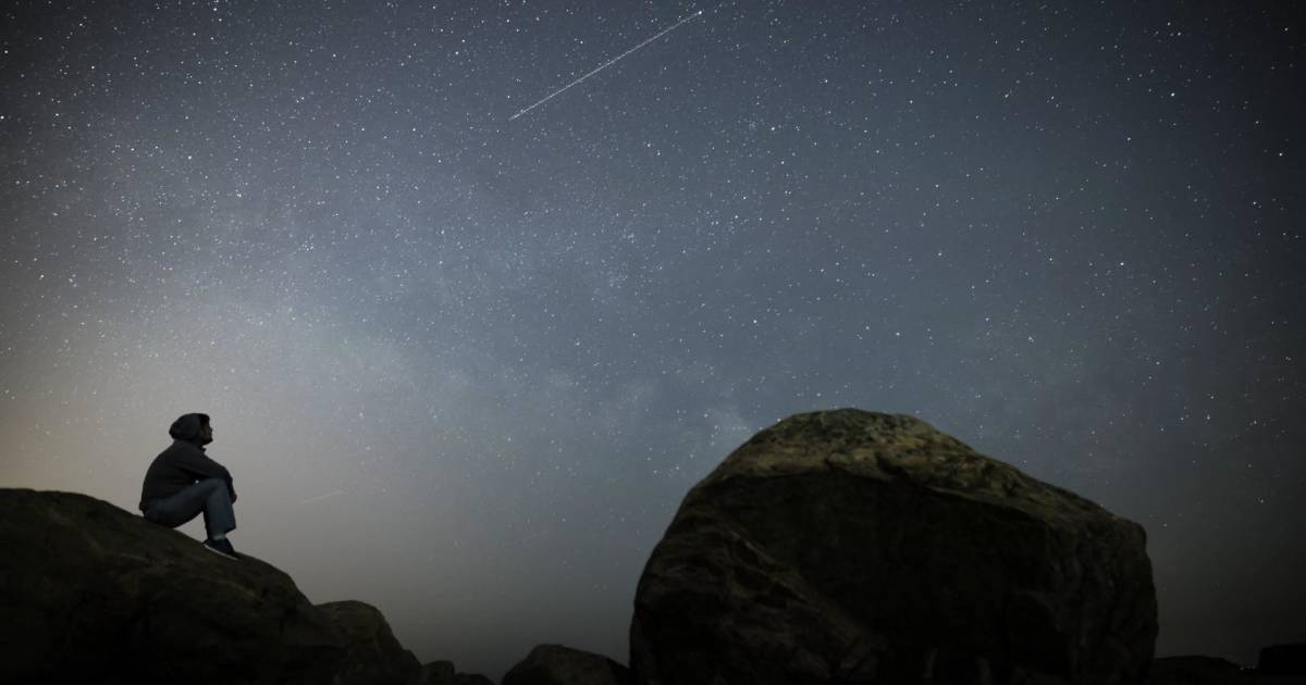 The most incredible meteor shower of the year is about to light up the night sky
