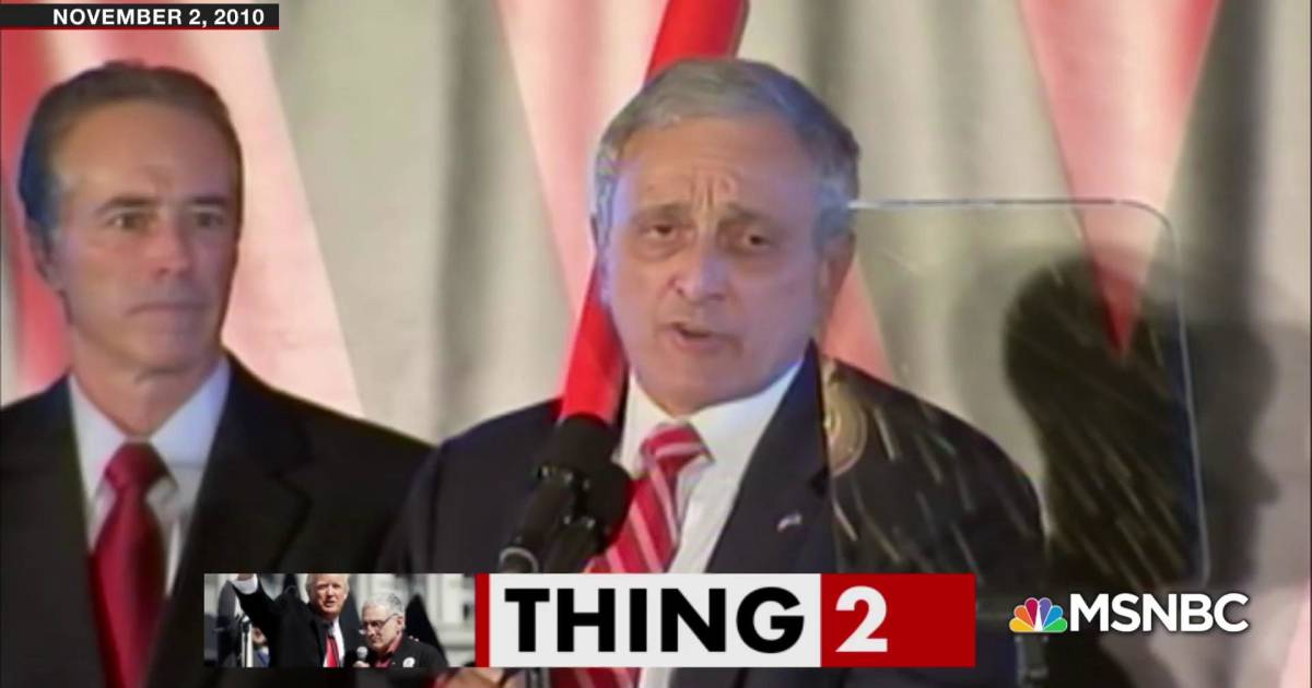 Despite all the scandal, Carl Paladino is back