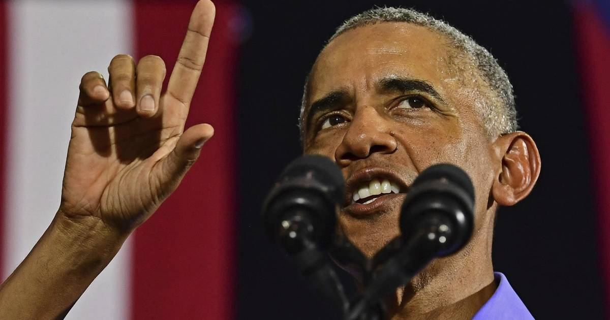 Obama speaks against 'demagogues' at rally in Ohio