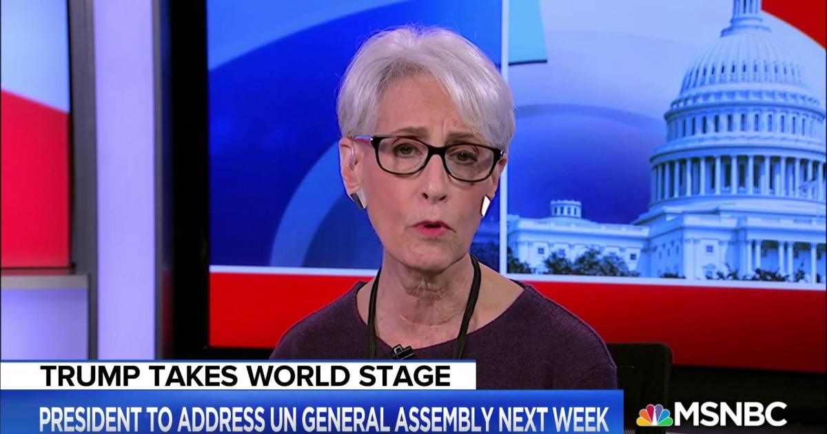 """Ambassador Wendy Sherman on North Korea: """"I am quite skeptical that we are going to make the progress we need to."""""""