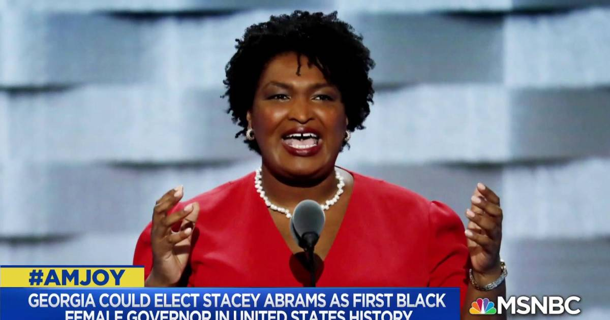 Teresa Tomlinson: Stacey Abrams can smoke Brian Kemp on Nov. 6