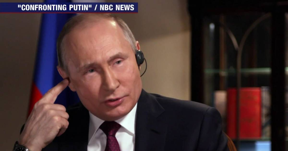 Russian connected to Putin charged with attempted meddling in midterms