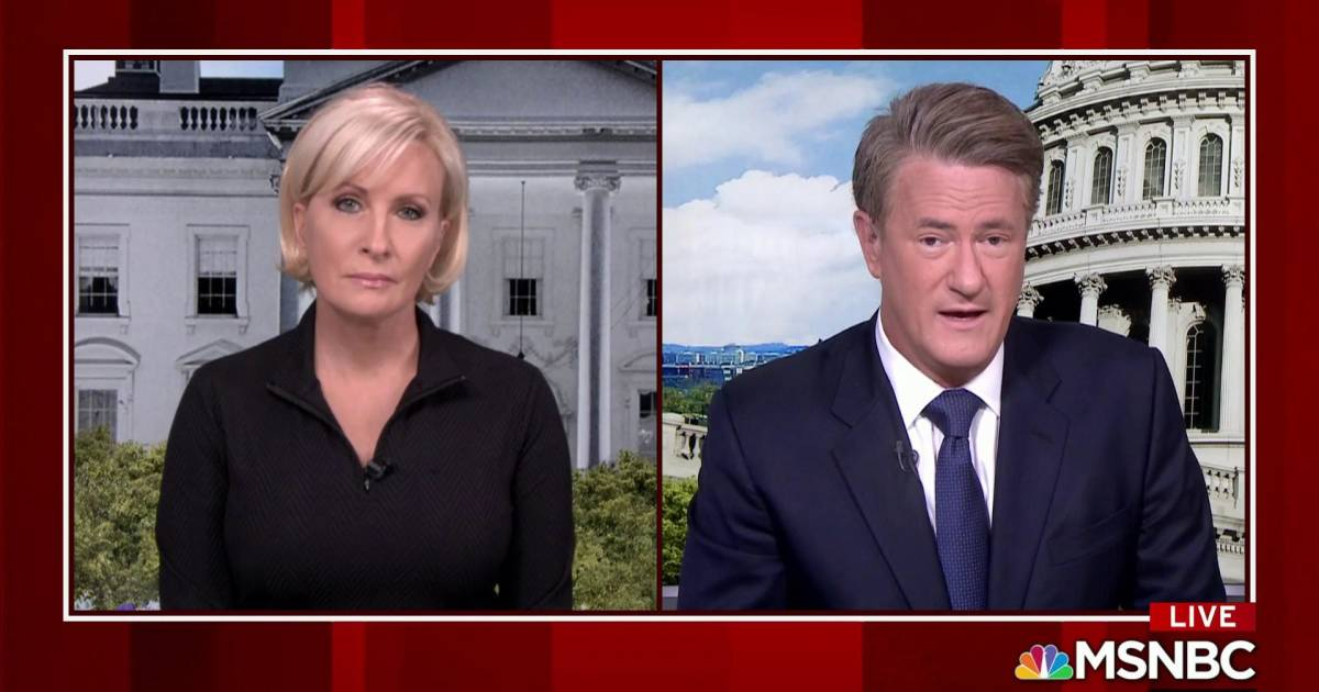 Joe Scarborough: This is a national reckoning