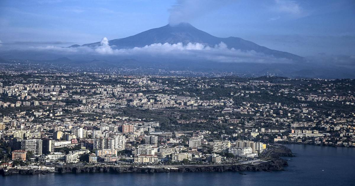 Mount Etna is sliding into the sea. It could be catastrophic