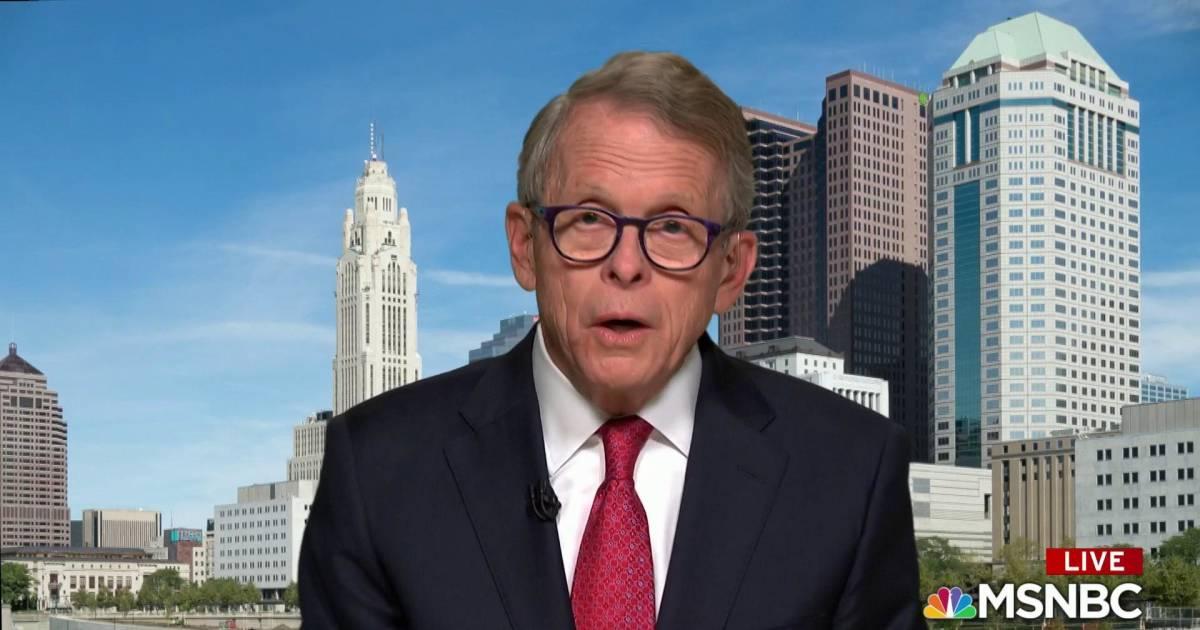 Ohio's governor-elect plots the way forward