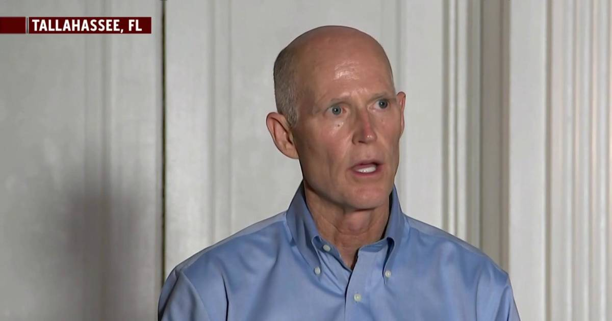 Joe: Scott, Rubio are just saying 'only count our votes'