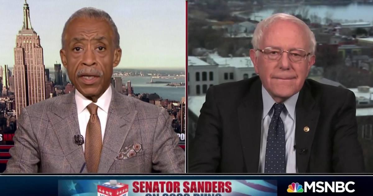One on One With Bernie Sanders