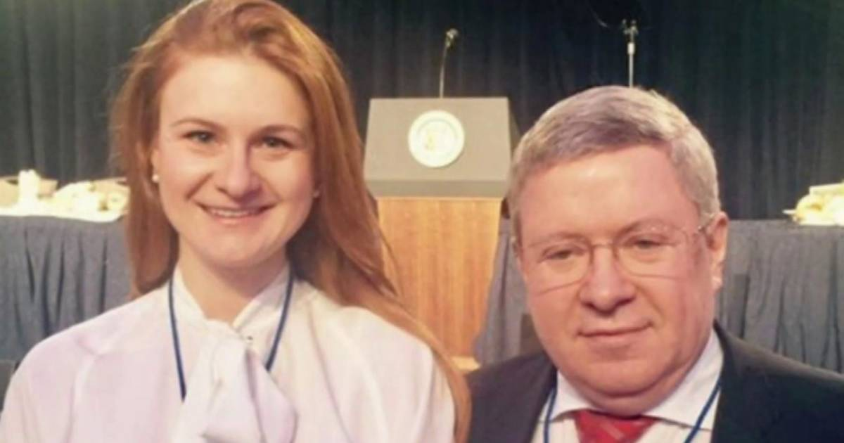 Butina takes plea deal, cooperating with investigators: reports