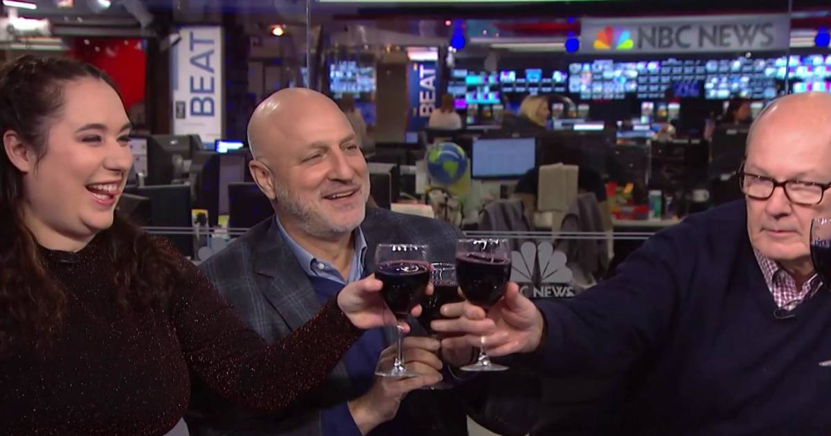 Fallback Friday: A special toast to MSNBC Moms