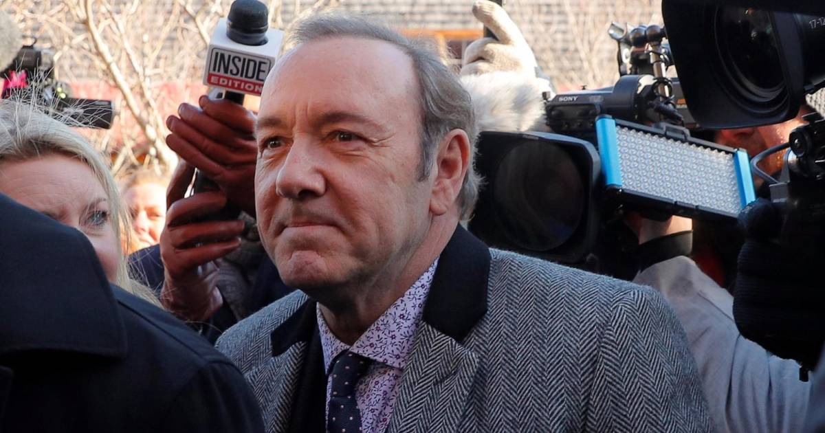 Kevin Spacey appears in court, next legal steps explained
